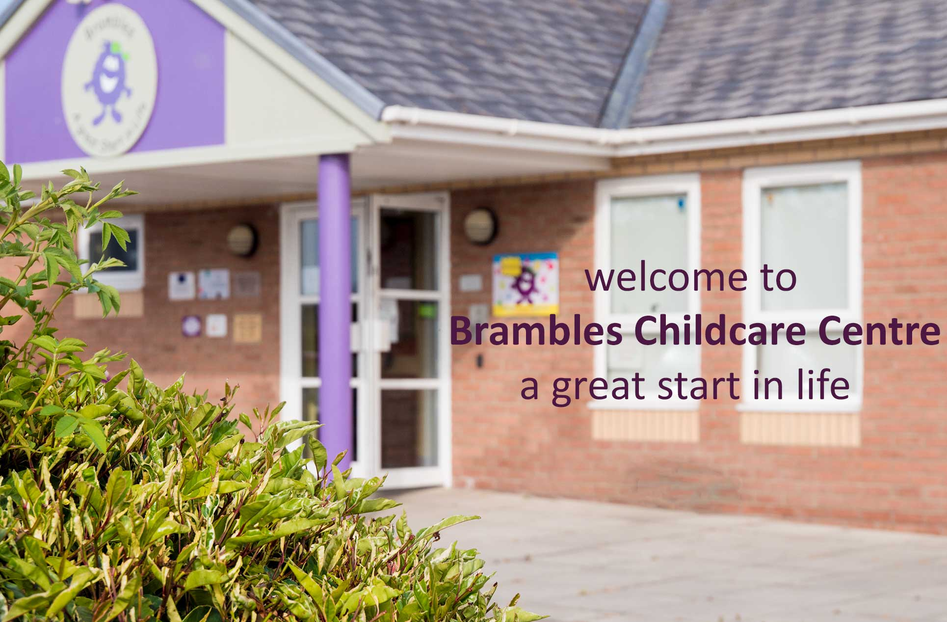 Brambles Childcare - a great start in life